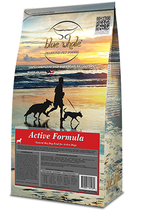 Active Formula.Natural Dry Dog Food for Active Dogs