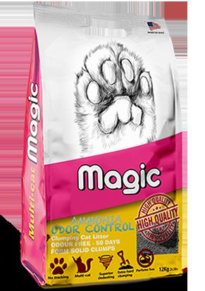 Magic Cat Litter